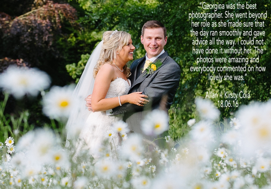 Georgina Brewster Photography Yorkshire Wedding Photographer