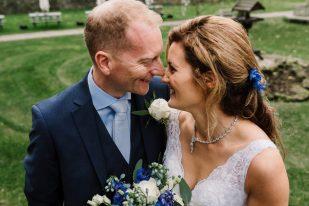The Priest's House Bardon Tower Intimate Wedding Georgina Brewster Photography